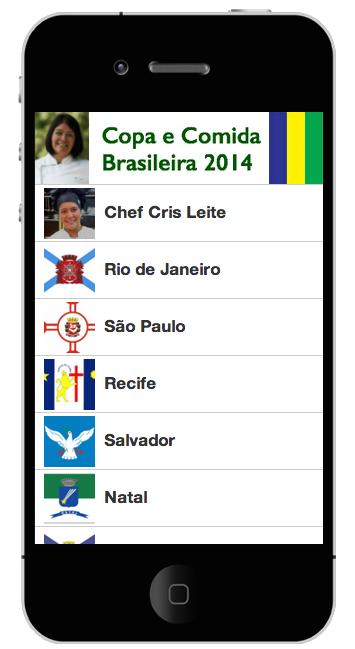 por Chef Cris Leite - professora de Cozinha Brasileira Senac Rio de Janeiro