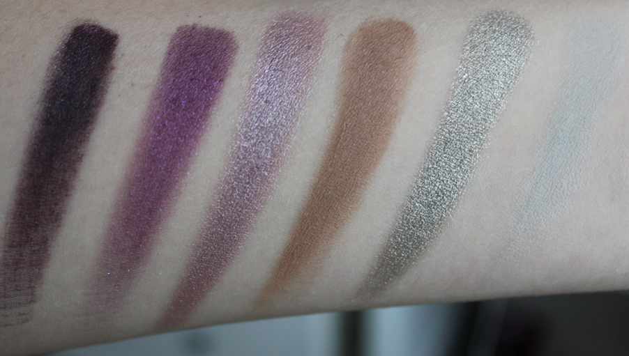 Kat Von D Chrysalis Palette Review and Swatches Hybrid Moments Mezzanine Transition Glasswing Melancholia Black Milk Lifelike Lunar Lights Lucid Graphic Nature Tornay Entombed