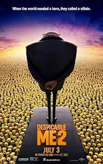 Download Despicable Me 2 2013 HDRip 720p