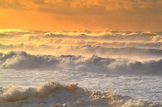 зима в Португалии, океан, климат в Португалии