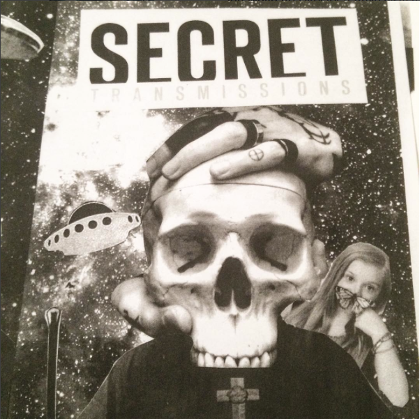 Secret Transmissions Facebook Page