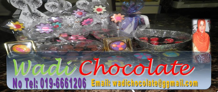 Wadi's Chocolate