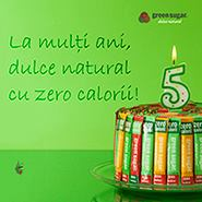 La multi ani Green Sugar!