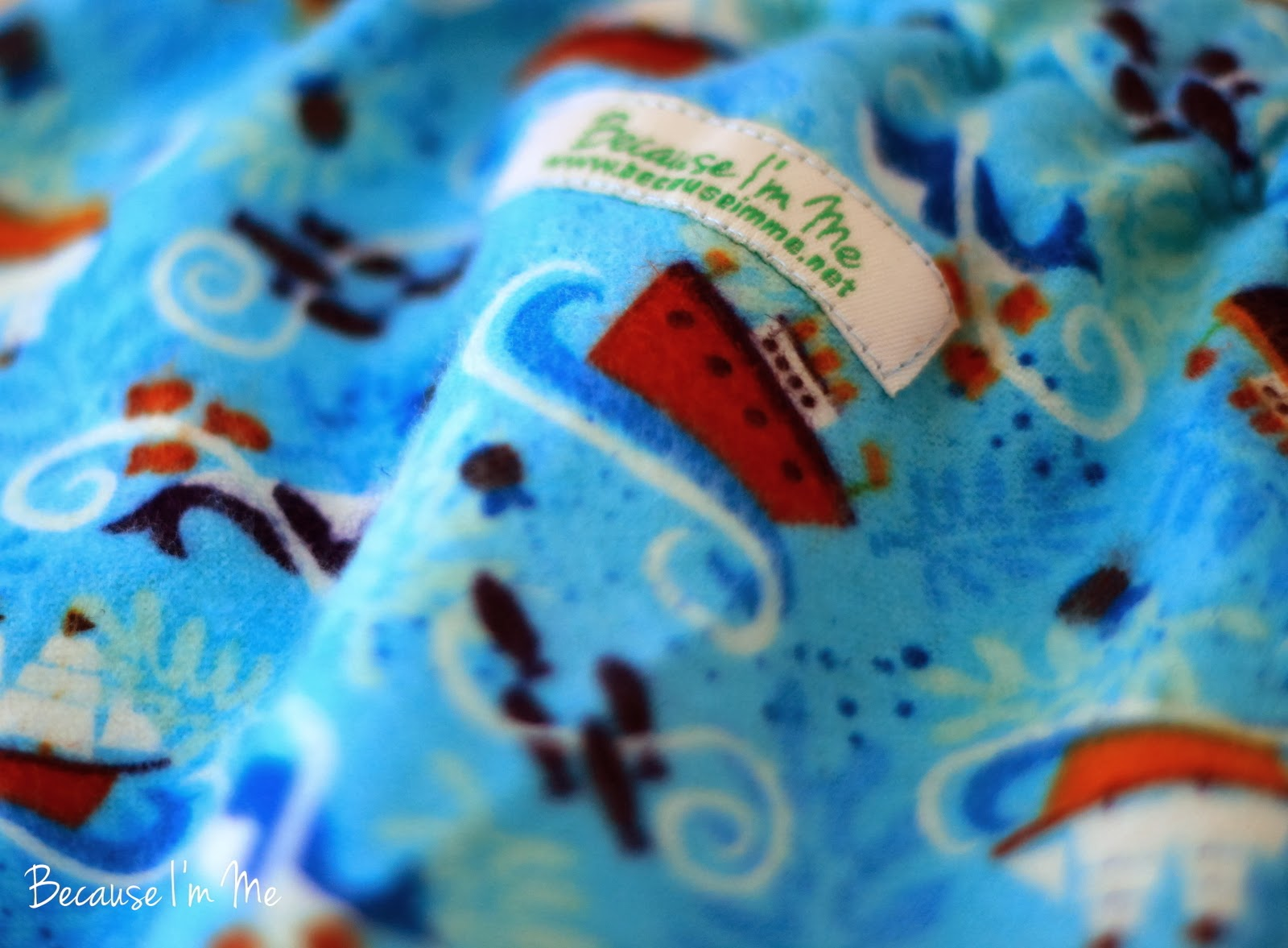 Because I'm Me stash-busting sew your own boys flannel pajama and play pants