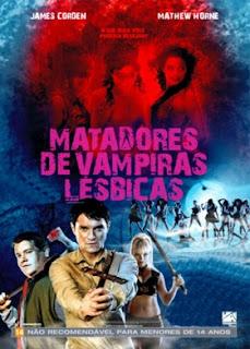Matadores de Vampiras Lésbicas – Dublado