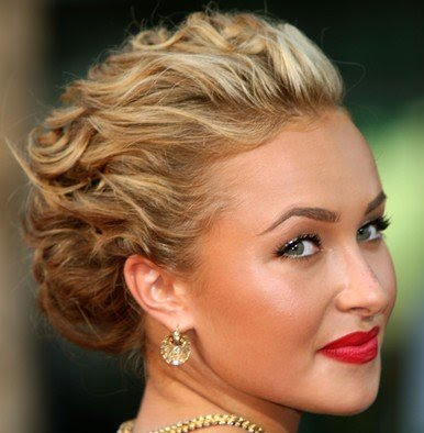 black updo hairstyles for prom. hairstyles elegant prom updo