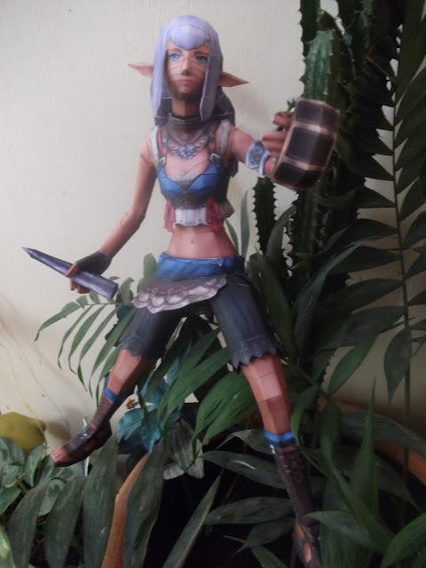 Dissidia 012 Final Fantasy Prishe Magna Top