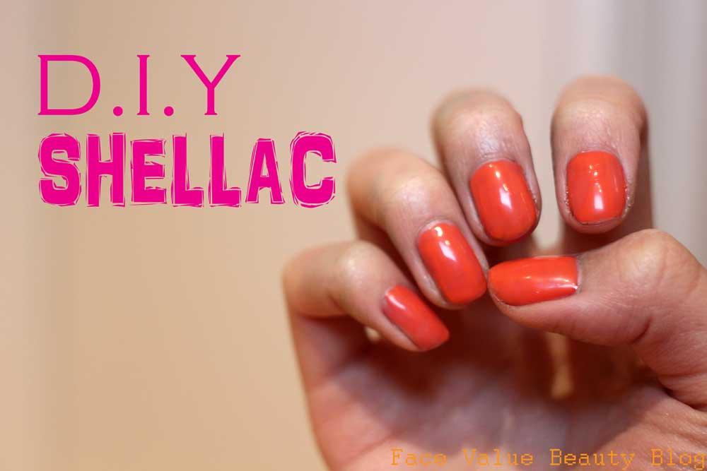 Cheaper Shellac With DIY Fuse Gelnamel Nail Kit!