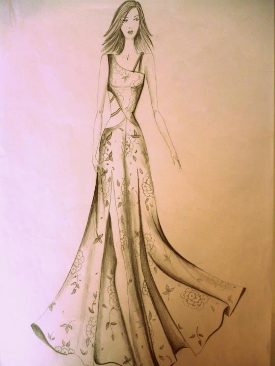 Escuela de moda y dise o fashion school rosie desing for Dibujos de disenos de moda
