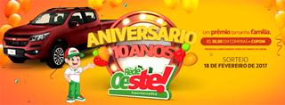 Rede Oeste de Supermercados - Itaú/RN