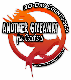 $20 in Teaching Materials & a #CatchingFire Teaching Unit Giveaway!