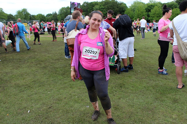 Picture of Race for Life with Brioche Pasquier