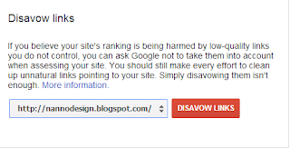 how To Use Google disavow Link Tool