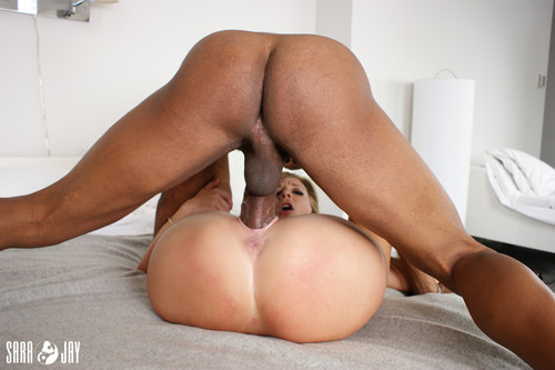 Stretched naked Huge pussy