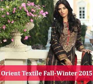 Orient Textile Fall Winter Collection 2015 2016 Premium Linen