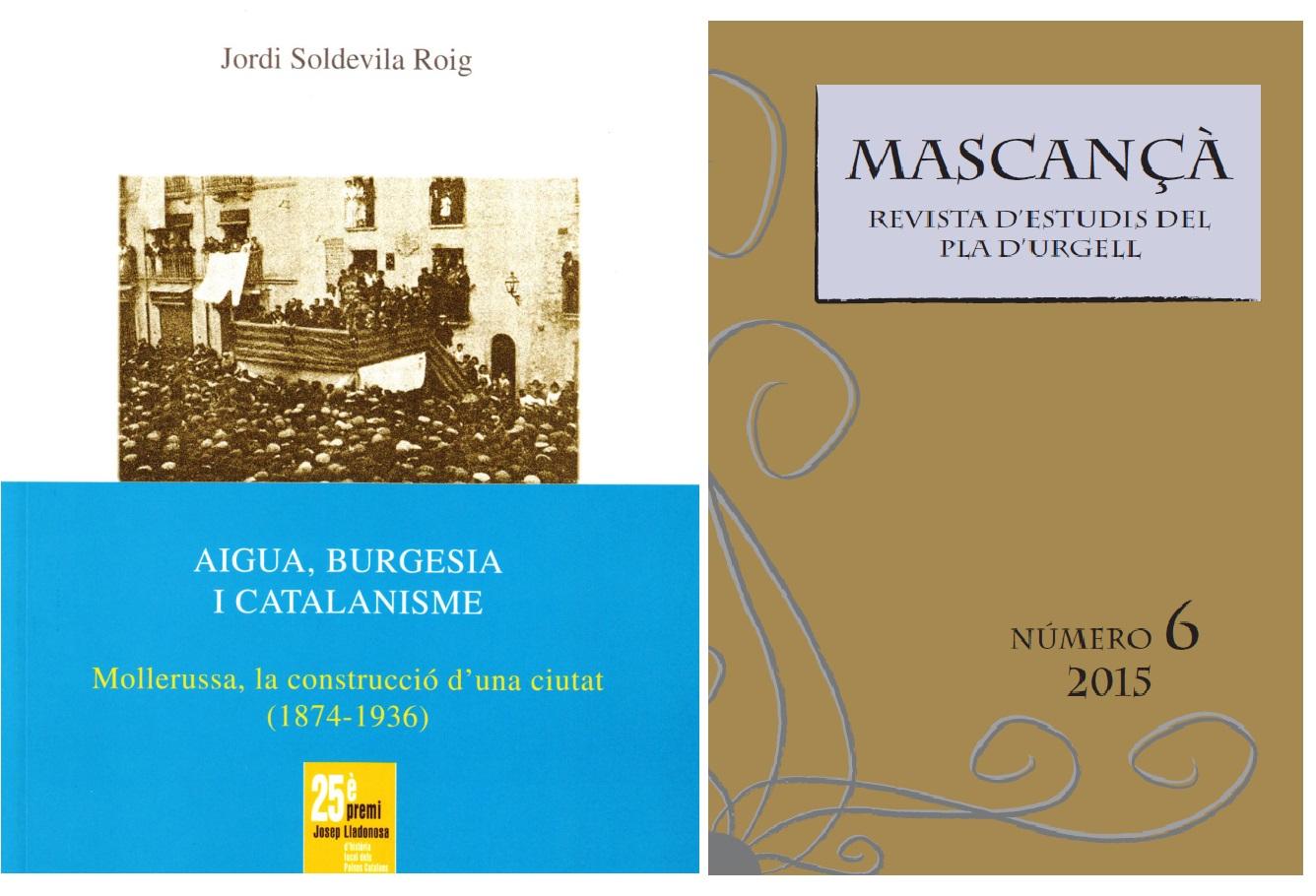 Subscriu-te a la revista Mascançà i et regalem un llibre