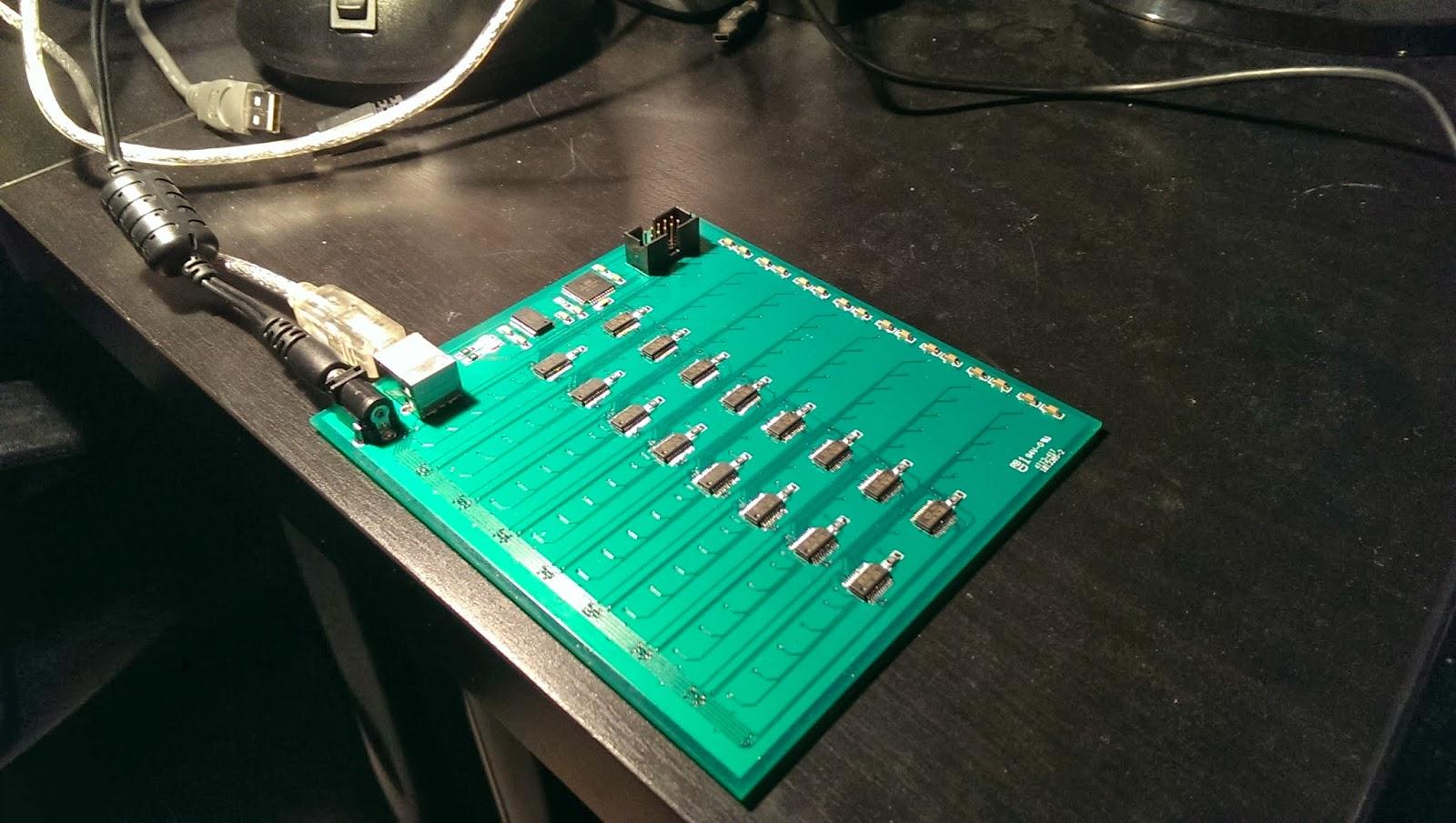 The Resistor Network: 2013