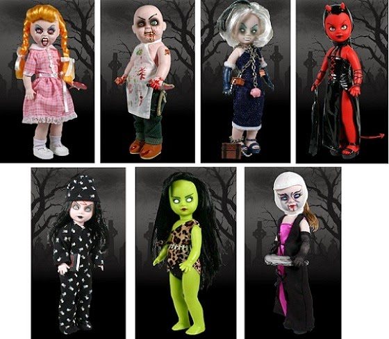 Living Dead Dolls Series 7
