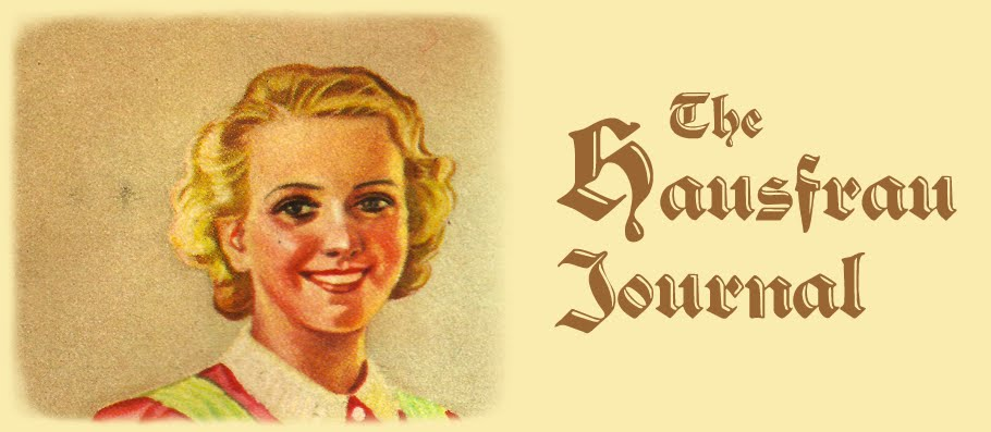 The Hausfrau Journal