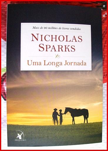 Uma Longa Jornada - Nicholas Sparks