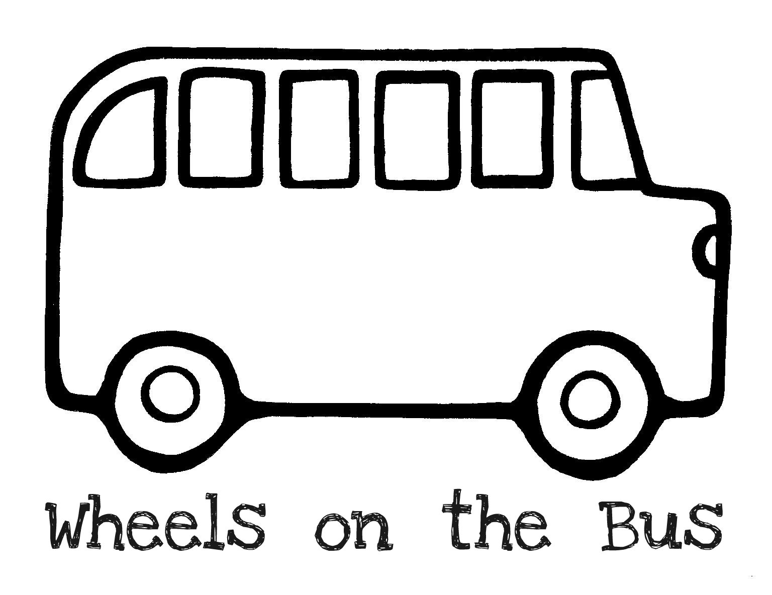 School Bus Coloring Pages For Preschool Image Gallery HCPR