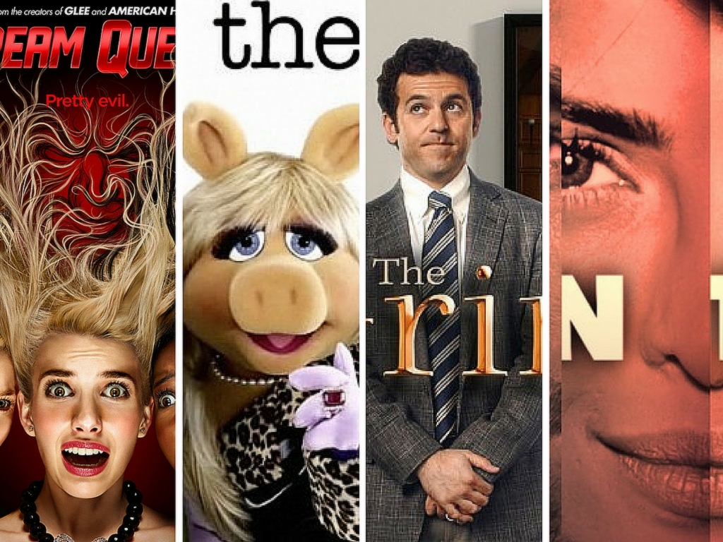 Scream Queens The Muppets The Grinder Quantico