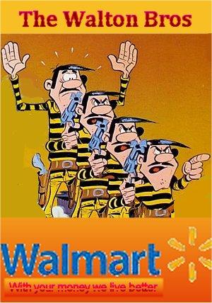 CÁNCER CAPITALISTA: WalMart, el monopsonio