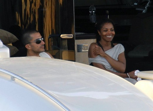 Janet Jackson Vacations With Her Boyfriend In Sardinia » Gossip | Janet Jackson