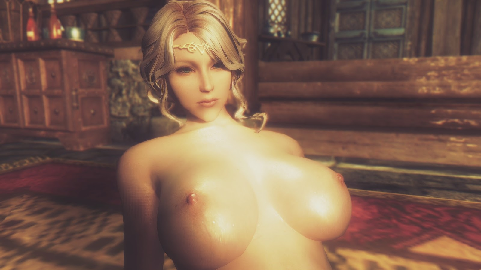 Skyrim nude models anime photos