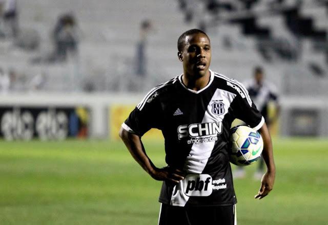 Perto de completar 100 gols em Brasileiro, Borges valoriza vitória da Ponte fora (Foto: Divulgação/Ponte Preta)