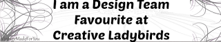 Design Team Favorite at Creative Ladybirds