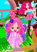 Уборка Феи - Онлайн игра для девочек