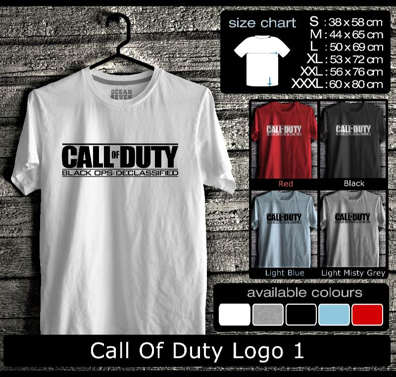 Call of Duty 1 Logo Kaos Call of Duty Logo 1