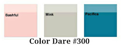 Color Dare #300 - Closes Thur July 19th