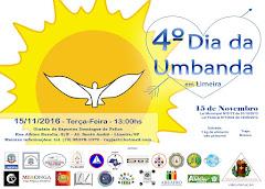 4º Dia da Umbanda em Limeira