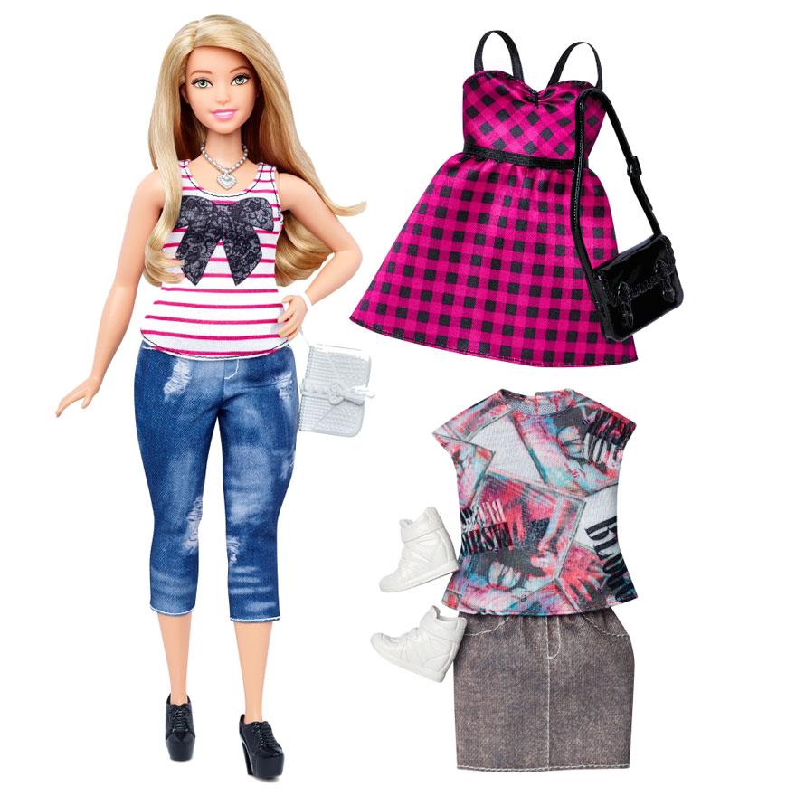 Y Barbie se hizo mujer