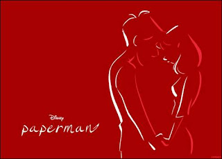 Valentines Day with Disneys Paperman