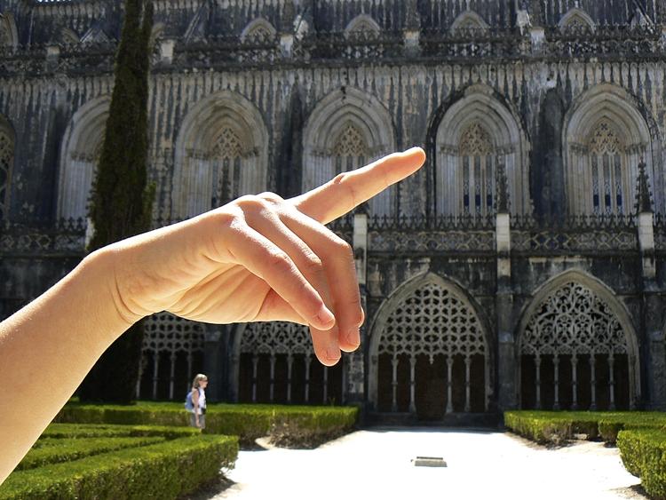mosteiro_batalha, claustro, mão, leonardo_da_vince