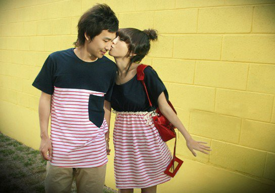 Kdrama Trends We Wish Existed In America Matching Coupleu0026#39;s Outfits!