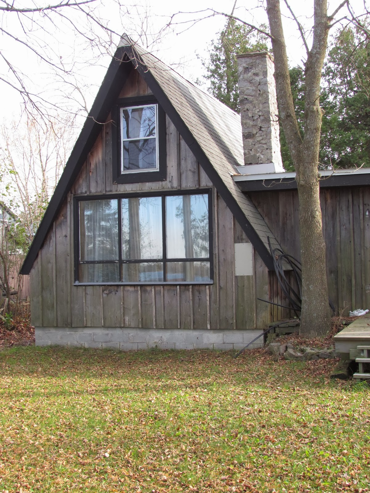 In Search of Al Purdy: Poets at Home - the Al Purdy A-frame Writer ...