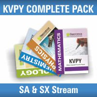 Complete Pack for KVPY