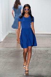 Cobalt Blue Blast3 2013 Moda Renkleri