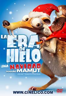 Poster de La Era de Hielo: Una Navidad Tamaño Mammut