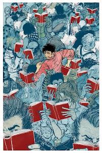 Ilustração de Yuko Shimizo