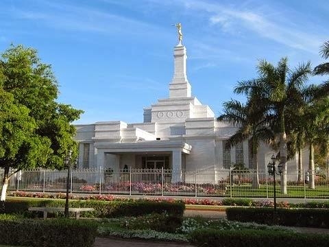 Hermosillo Sonora México Temple
