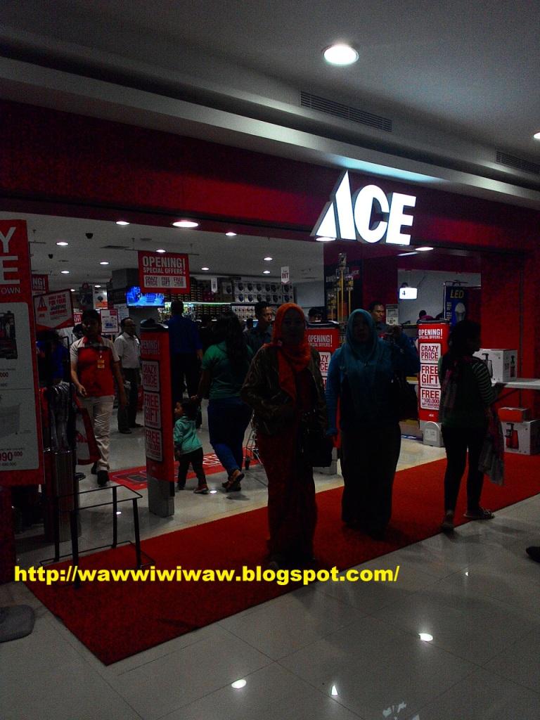 waw's land: Ace Hardware Bandar Lampung