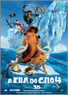 A Era do Gelo 4 DVD-R