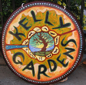The Kelly Gardens Sign