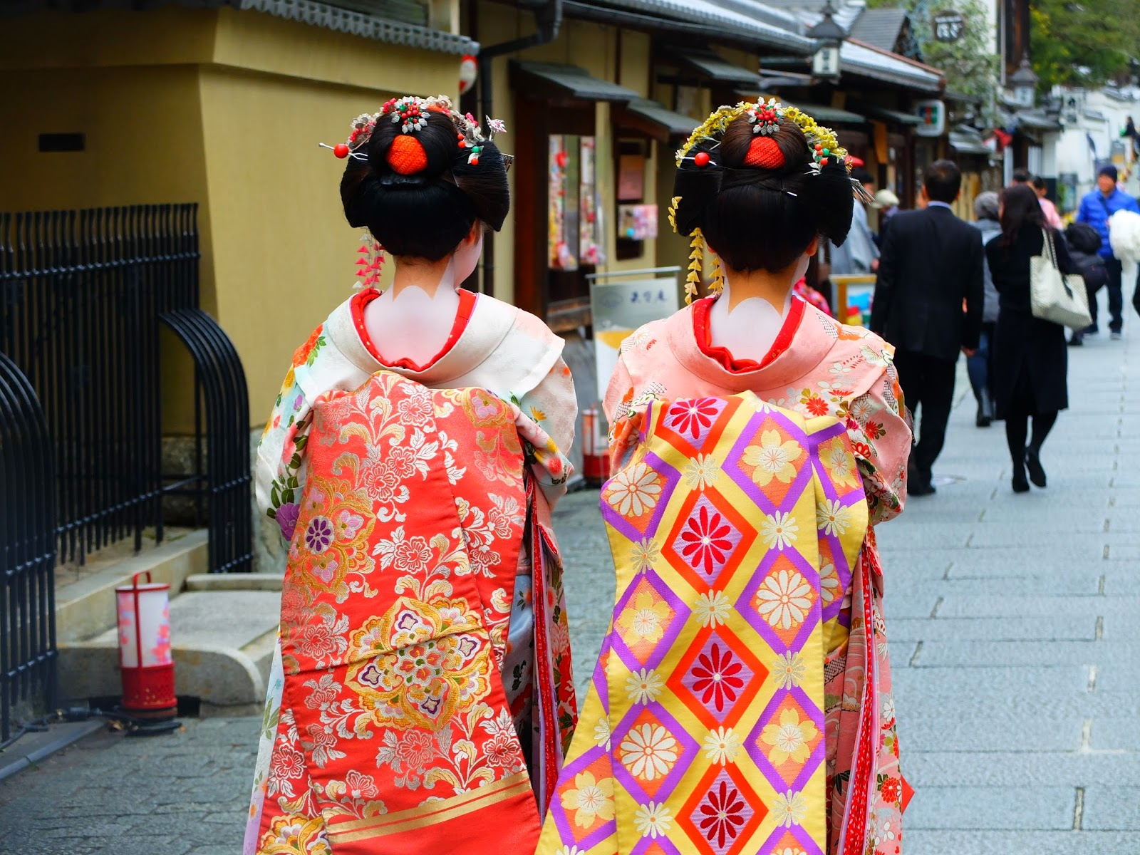 Geisha De Dos geisha de dos