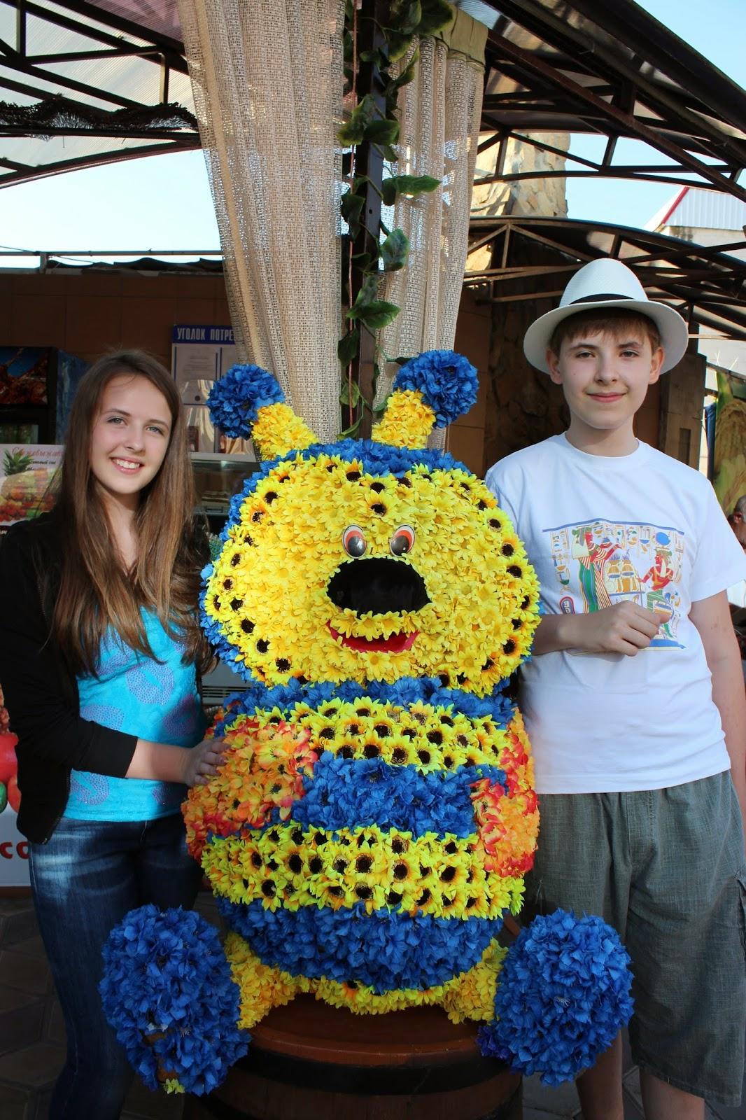Анапа детские конкурсы фестивали